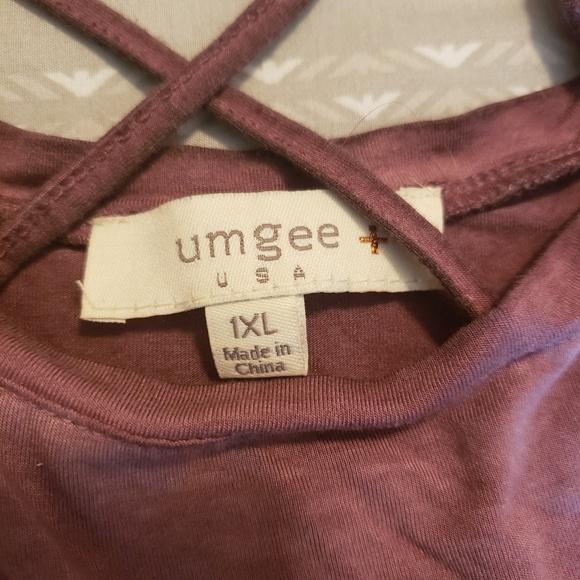 Umgee Tops - Short sleeve tee